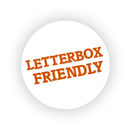 Letterbox friendly