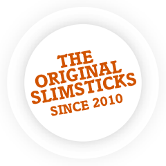 The original Slimsticks since 2010
