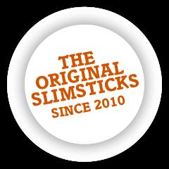 The original Slimsticks since 2010